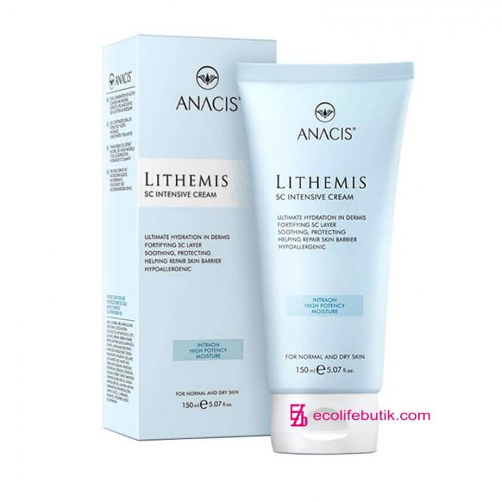 Интенсивно увлажняющий крем для сухой и обезвоженной кожи LITHEMIS SC INTENSIVE CREAM, 150 мл