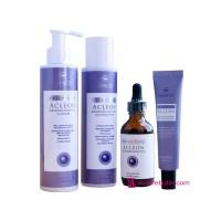 Набор высококонцентированных средств для ухода за проблемной кожей и кожей с акне ACLEON Seboderm Solution