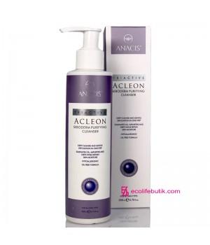 Гипоаллергенный гель для очищения кожи ACLEON SEBODERM PURIFYING CLEANSER, 200 мл