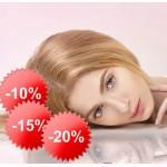 Средства для волос по акционным ценам