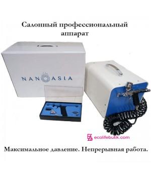 Салонный (стационарный) аппарат NanoAsia для нанесения сыворотки 4,5 бар