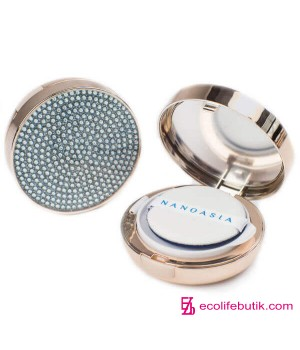 BC крем-кушон NanoAsia JEWELRY RADIANT CUSHION BC cream с пептидами SPF 50+