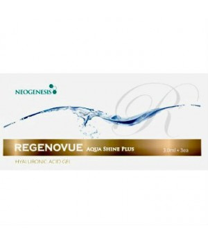 Биоревитализант Regenovue Aquashine Plus (Gold), 3 мл *3 шт