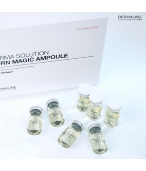 Сыворотка с ПДРН Derma Solution PDRN Magic Ampoule (7 шт. по 5 мл)