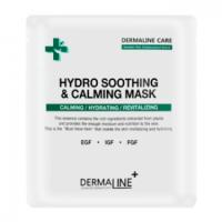 Маска успокаивающая и увлажняющая Dermaline Hydro Soothing & Calming Mask