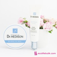 Premium care set for the area around the eyes from Dr.Hedison.