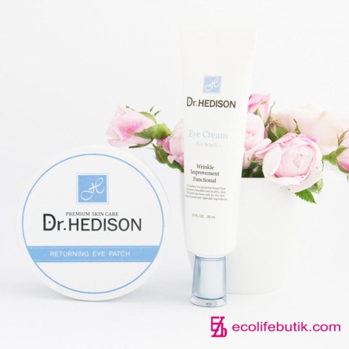 Комплексный уход за кожей вокруг глаз от Dr.Hedison.