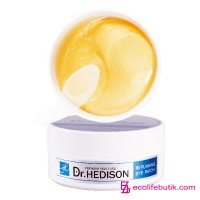 Dr.Hedison hydrogel patches with peptides for the area around the eyes. Returning Eye Patch, 60 pcs.