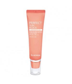 Солнцезащитный крем для лица Dr.Hedison Perfect Sun Block 50 SPF, 50 мл