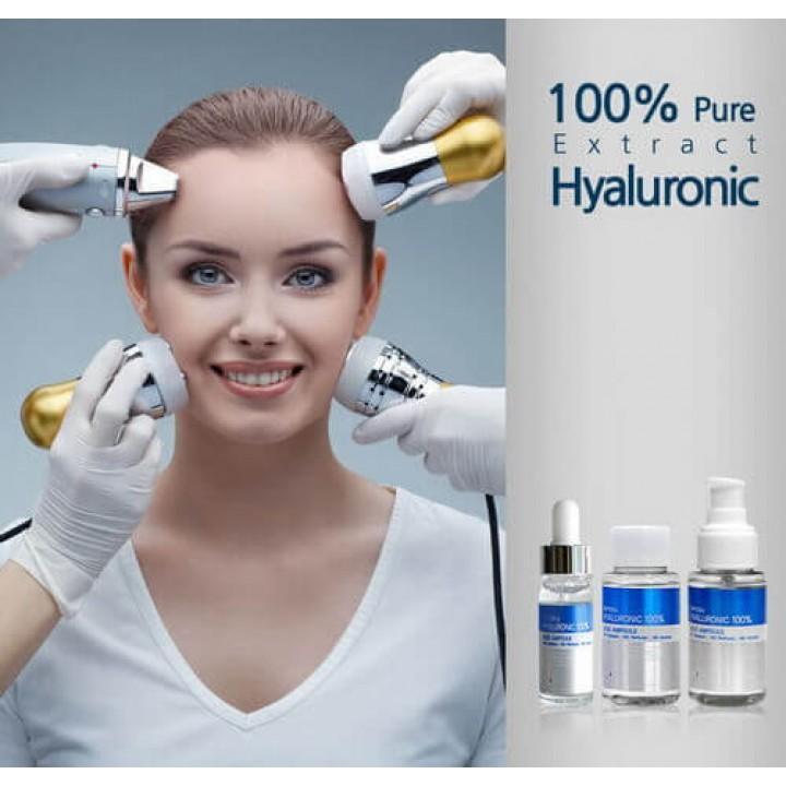 Низькомолекулярная Гиалуроновая Кислота 100 % очистки (Carestory Hyaluronic 100 acid solution), 10 мл.