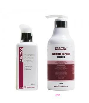 Лосьон с пептидами против морщин Pro You Wrinkle Peptide Lotion, 500 мл