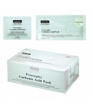 Маска для карбокситерапии лица c Морскими Водорослями Estesophy Carbonic Acid Pack Seaweed