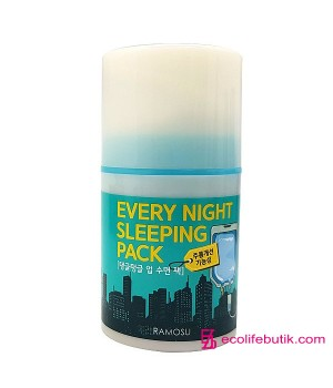 Маска ночная несмываемая Ramosu Every Night Sleeping Pack, 50 мл