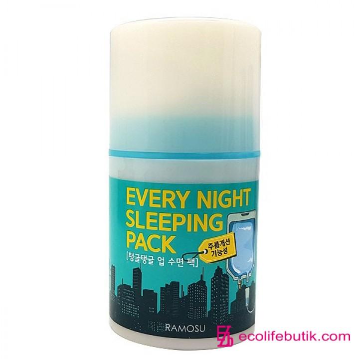 Ежедневная ночная маска Ramosu Every Night Sleeping Pack, 50 мл