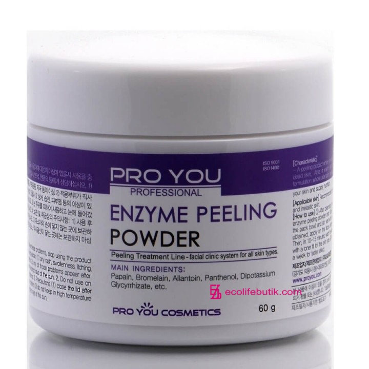 Пудровая маска-пилинг Pro You Enzyme Peeling Powder, 200 г