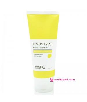 Пенка с лимоном для очищения и сияния кожи Pro You M Lemon Fresh, 120 мл