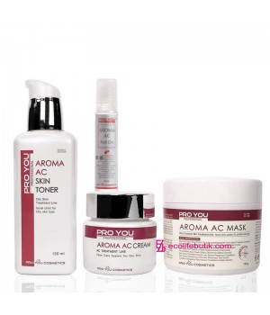 Комплекс профессиональных средств для лечения проблемной кожи Aroma AC от Pro You Professional