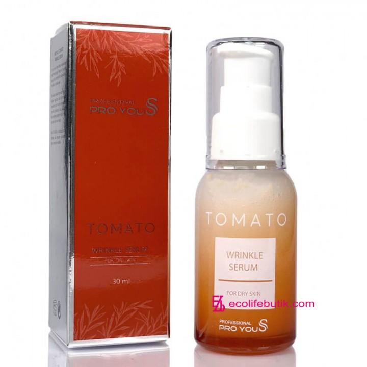 Регенерирующая сыворотка с экстрактом томата Pro You S Tomato Wrinkle Serum, 30 мл