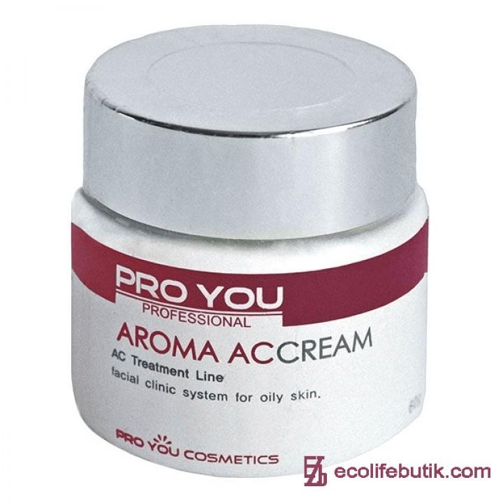 Крем для проблемной кожи от Pro You с запатентованными компонентами Aroma AC Cream, 60 г