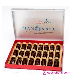 Сыворотка NanoAsia с пептидами и аминокислотами для аппарата, 6 мл х 24 шт.