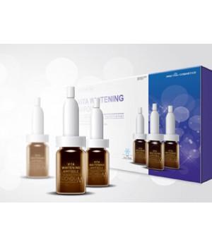 Отбеливающая сыворотка Pro You M Vita Whitening Ampoule с осветляющим эффектом, 8 мл