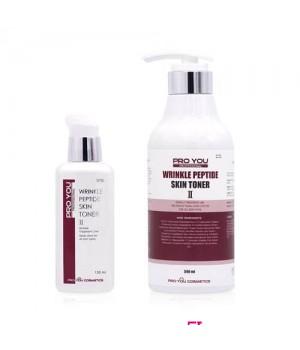 Тоник с пептидами против морщин Pro You Wrinkle Peptide Skin Toner, 500 мл