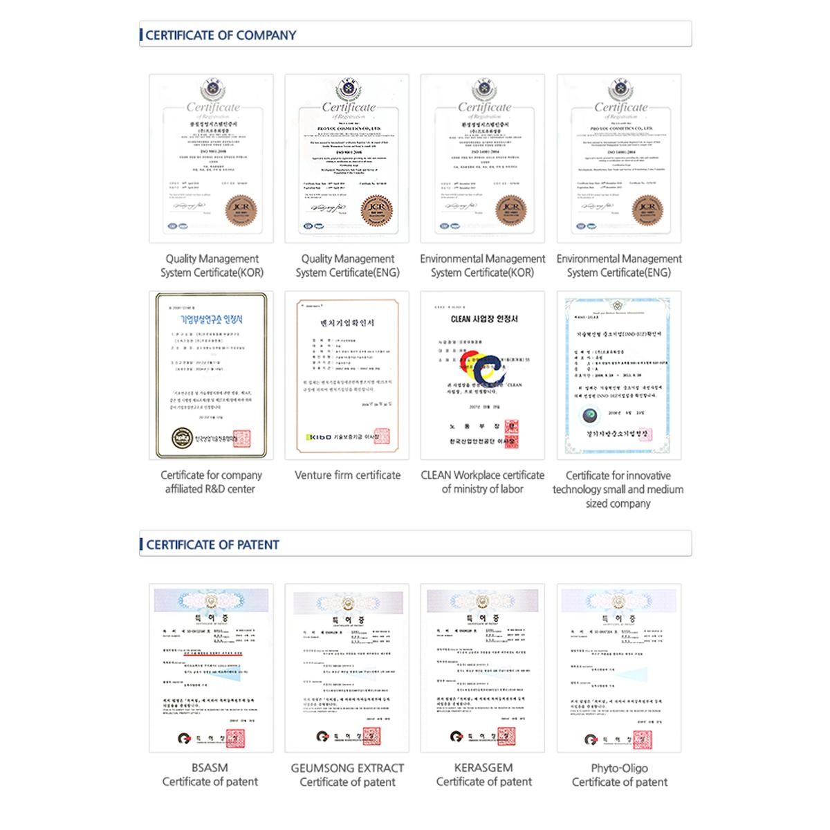 Сертификаты Pro You