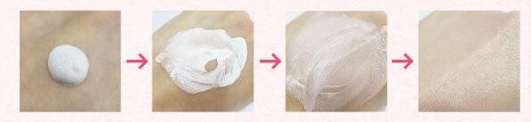 тональный крем сс консистенция