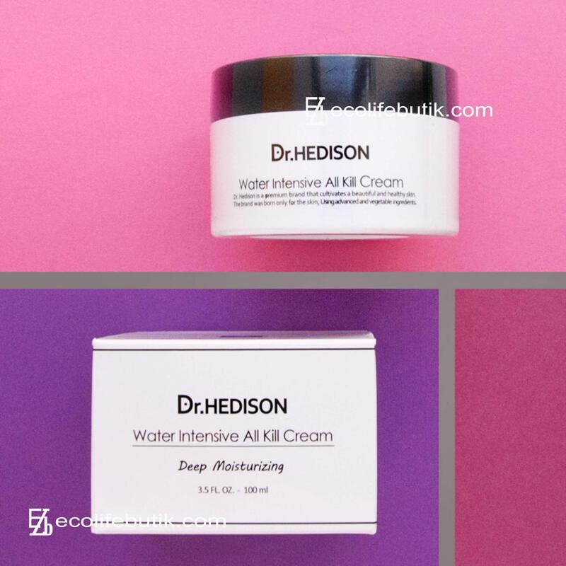 Крем для интенсивного увлажнения Water Intensive All Kill Cream Dr.Hedison