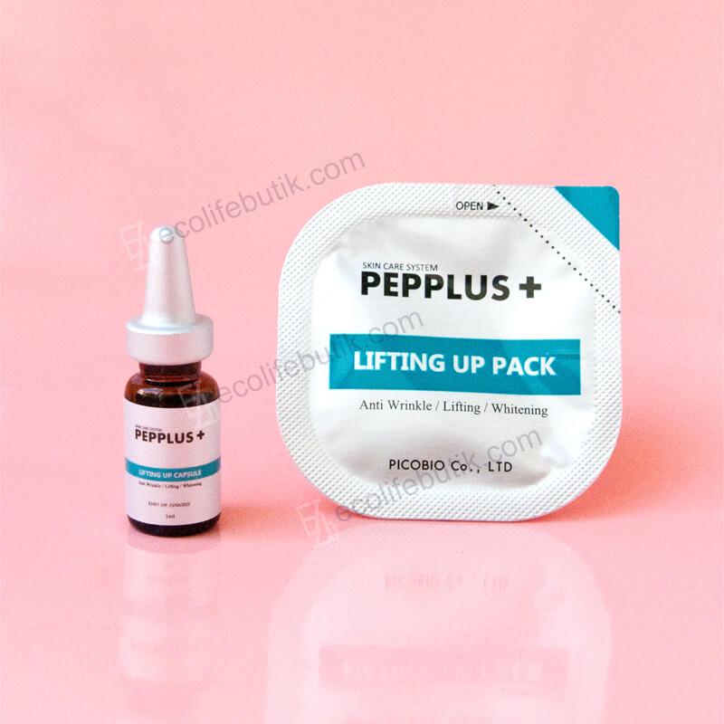 Лифтинг маска Pepplus+ одна процедура