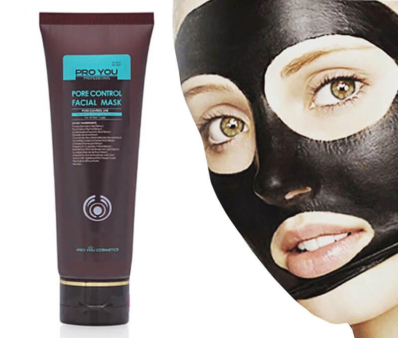 Корейская профессиональная маска Pro You Pore Control Facial Mask для сужения пор