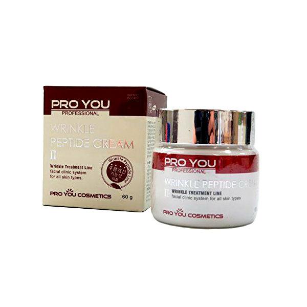 крем для лица с пептидами от морщин Wrinkle Peptide Cream